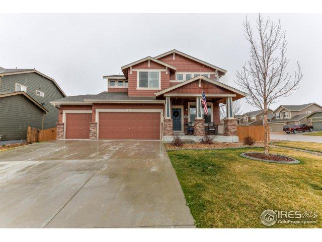 41 Cayuga St, Johnstown, CO 80534 (#845101) :: The Peak Properties Group