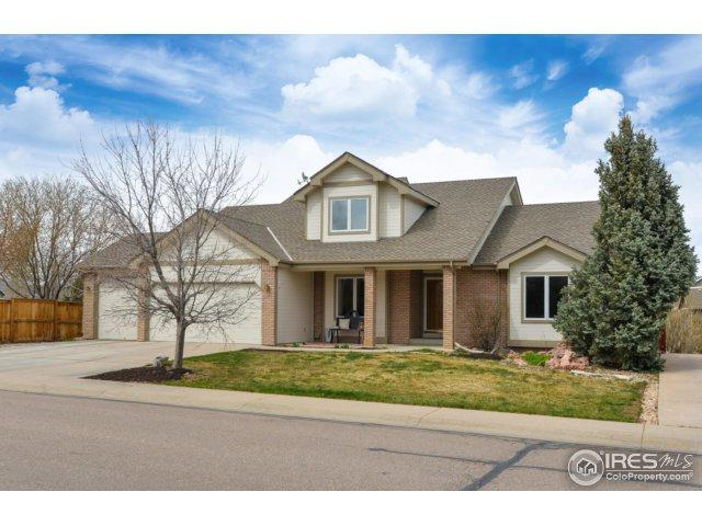 1748 Silvergate Rd, Fort Collins, CO 80526 (#846048) :: The Peak Properties Group