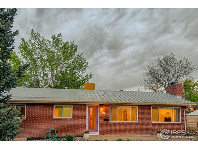 350 Bates Ave, Boulder, CO 80305 (MLS #847594) :: The Daniels Group at Remax Alliance