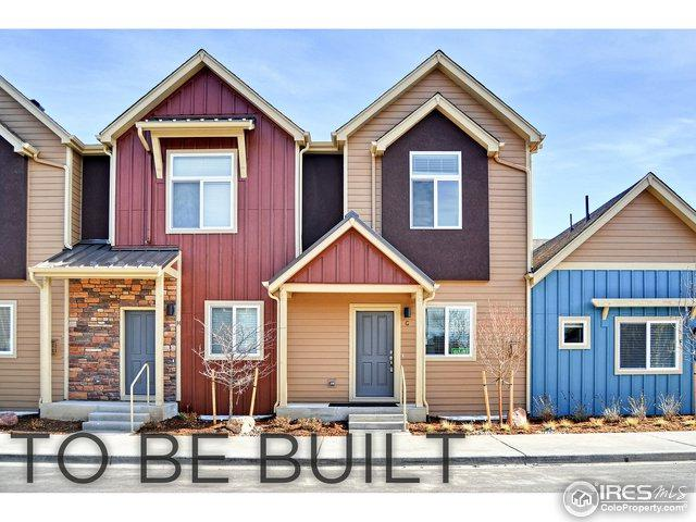 1317 Country Ct B, Longmont, CO 80501 (MLS #847693) :: The Daniels Group at Remax Alliance