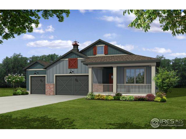 6956 Byers Ct, Timnath, CO 80547 (MLS #847756) :: The Forrest Group