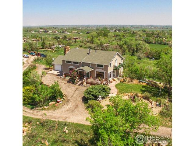 3200 Stoney Ridge Rd, Laporte, CO 80535 (MLS #850668) :: Kittle Real Estate