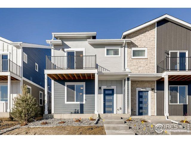 1103 Mountain Dr B, Longmont, CO 80503 (MLS #852155) :: The Lamperes Team