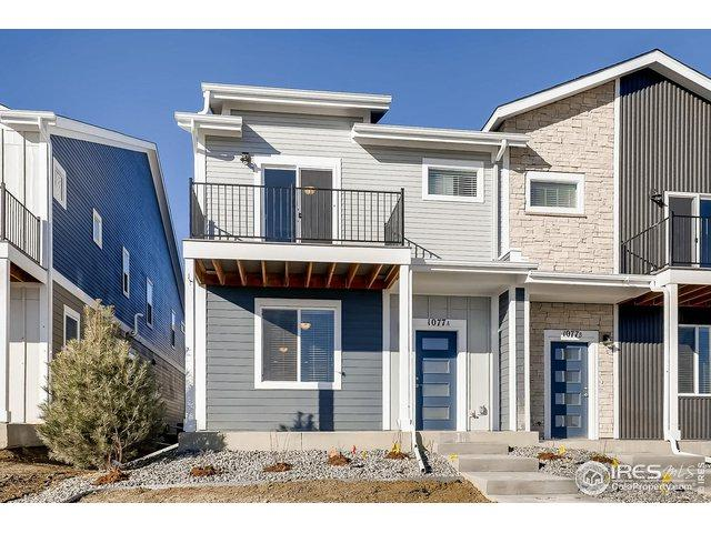 1077 Mountain Dr A, Longmont, CO 80503 (MLS #852157) :: Bliss Realty Group
