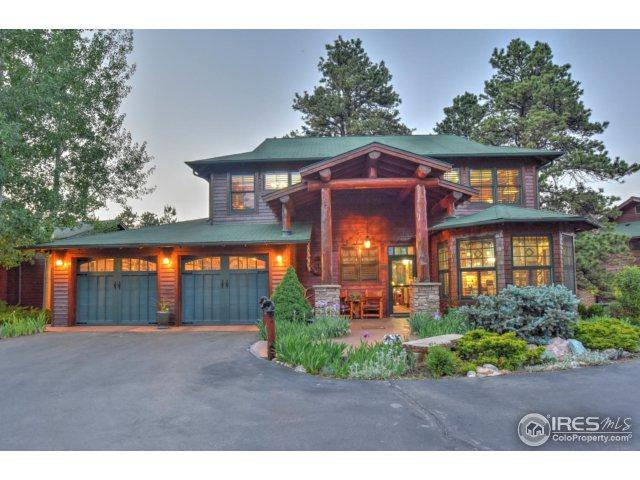 665 Riverside Dr, Estes Park, CO 80517 (MLS #852163) :: The Daniels Group at Remax Alliance