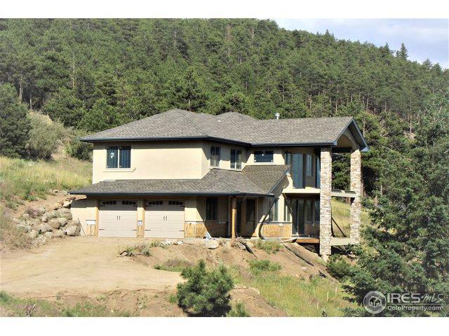 4140 Lee Hill Dr, Boulder, CO 80302 (#853511) :: The Peak Properties Group