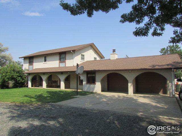 20336 Northmoor Dr, Johnstown, CO 80534 (#854507) :: The Peak Properties Group