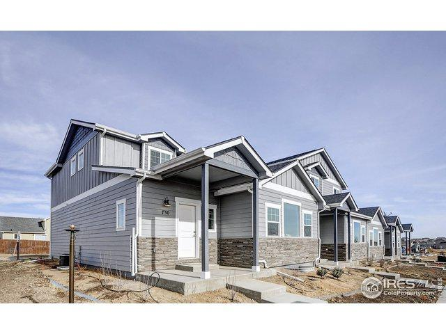 730 Finch Dr, Severance, CO 80550 (MLS #854606) :: The Lamperes Team