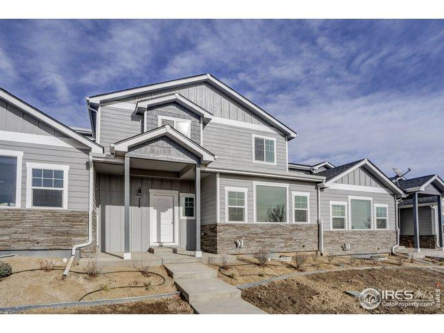 728 Finch Dr, Severance, CO 80550 (MLS #855213) :: The Lamperes Team