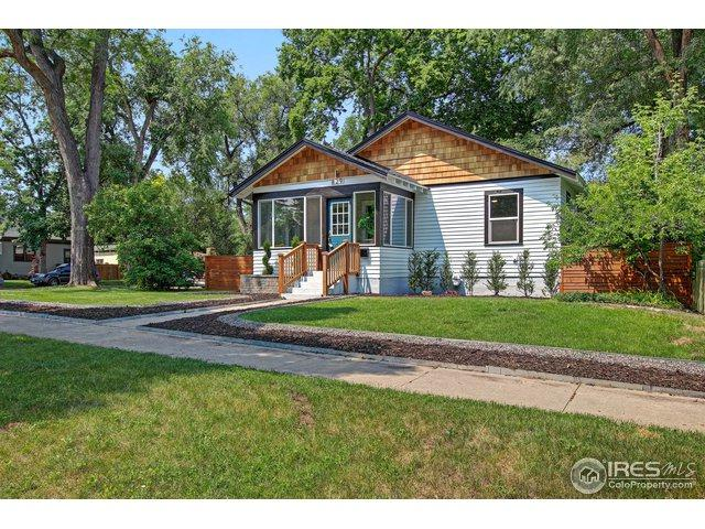 829 Smith St, Fort Collins, CO 80524 (#855366) :: The Griffith Home Team