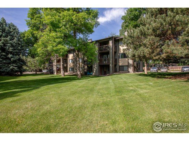 925 Columbia Rd #521, Fort Collins, CO 80525 (MLS #855480) :: Tracy's Team