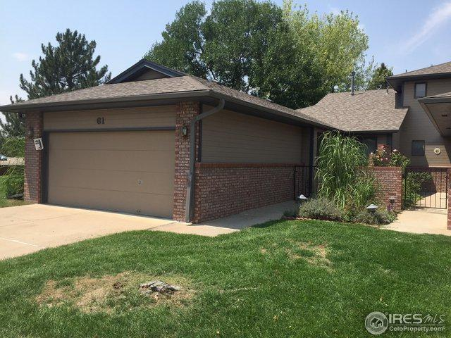 2010 46th Ave #61, Greeley, CO 80634 (MLS #855518) :: The Daniels Group at Remax Alliance