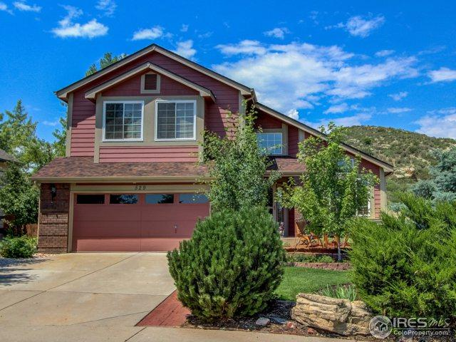 529 Promontory Dr, Loveland, CO 80537 (#855519) :: My Home Team