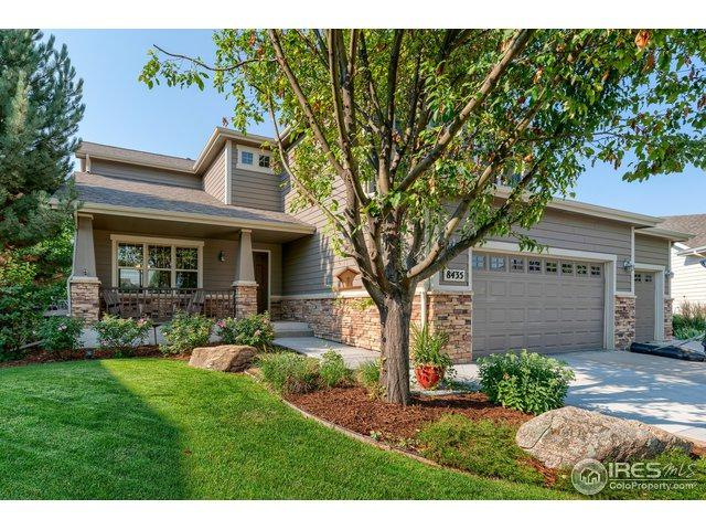 8435 Castaway Dr, Windsor, CO 80528 (#858696) :: The Griffith Home Team