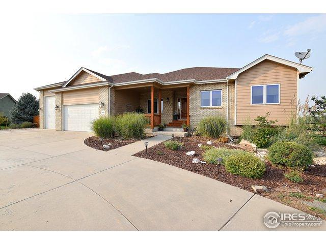 1436 Red Fox Cir, Severance, CO 80550 (#860335) :: The Peak Properties Group