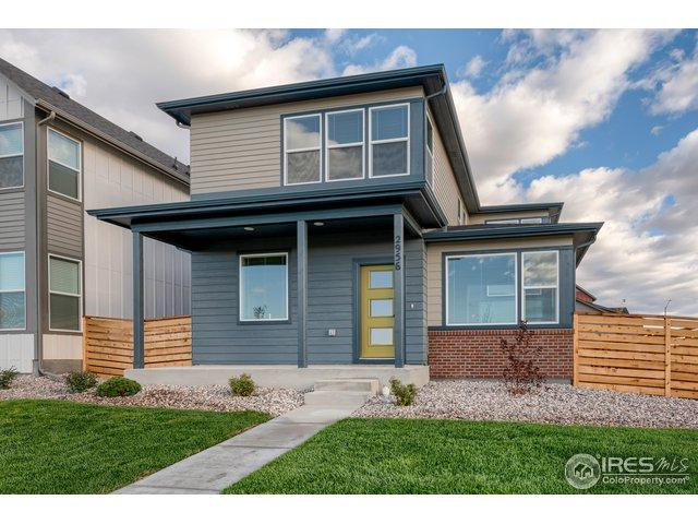 2956 Comet St, Fort Collins, CO 80524 (MLS #861656) :: Colorado Home Finder Realty
