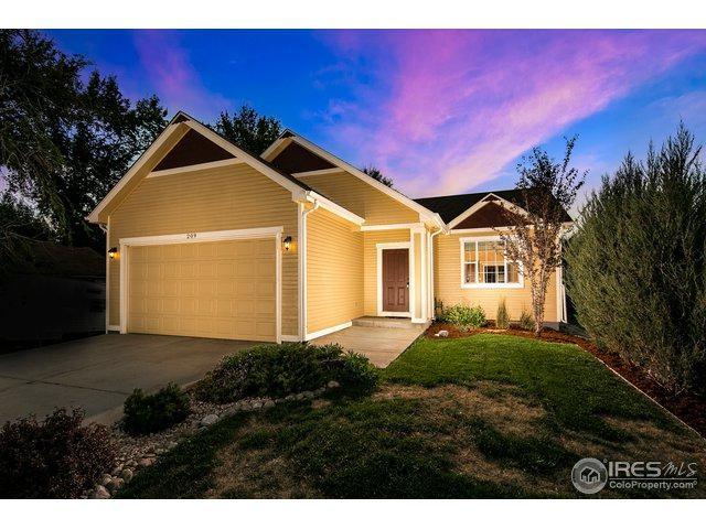 209 Oak St, Windsor, CO 80550 (MLS #861950) :: 8z Real Estate