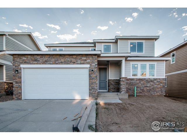 3210 San Carlo Ave, Evans, CO 80620 (#862054) :: The Griffith Home Team