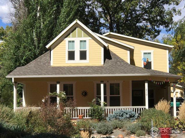 210 4th Ave, Longmont, CO 80501 (MLS #862545) :: 8z Real Estate