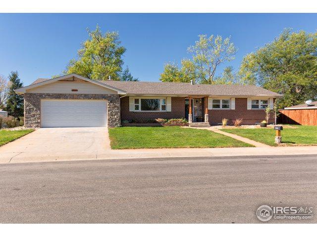 2109 Buena Vista Dr, Greeley, CO 80634 (MLS #862880) :: 8z Real Estate