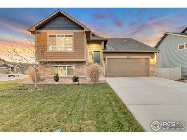 11405 Cherryvale St, Firestone, CO 80504 (MLS #862893) :: Hub Real Estate