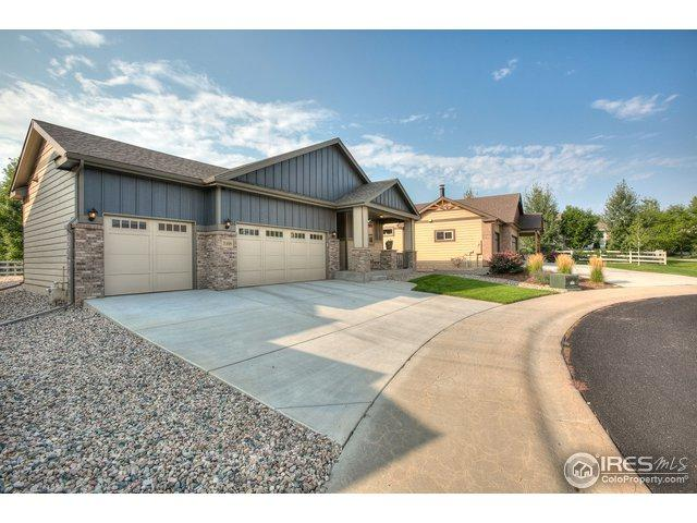 3356 Wray Ct, Loveland, CO 80538 (#863184) :: The Griffith Home Team