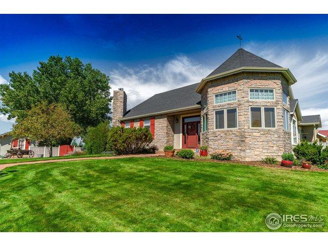 13965 County Road 42, Platteville, CO 80651 (MLS #863563) :: The Lamperes Team