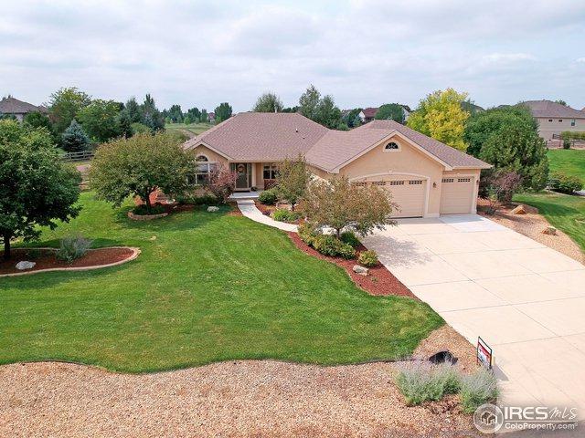 1433 Red Fox Cir, Severance, CO 80550 (MLS #863735) :: 8z Real Estate