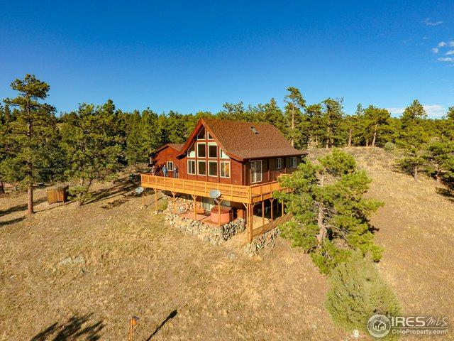 783 Chimney Rock Dr, Livermore, CO 80536 (MLS #863826) :: Kittle Real Estate