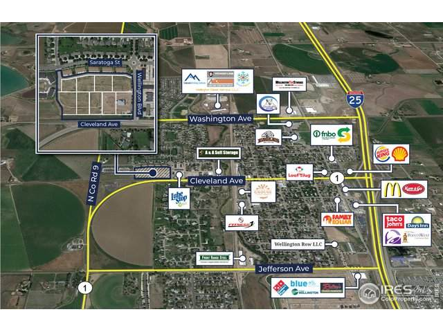 0 Cleveland Ave, Wellington, CO 80549 (MLS #864080) :: Downtown Real Estate Partners