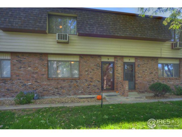 2707 W 19th St Dr #3, Greeley, CO 80634 (MLS #864243) :: Downtown Real Estate Partners