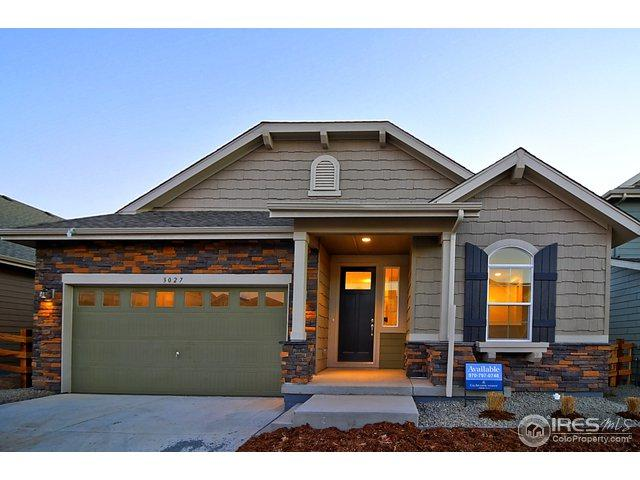 3027 Crusader St, Fort Collins, CO 80524 (MLS #865578) :: Tracy's Team