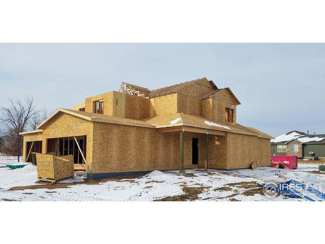 4112 Caruso St, Evans, CO 80620 (MLS #866383) :: The Lamperes Team