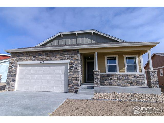 642 Conestoga Dr, Ault, CO 80610 (MLS #866899) :: June's Team