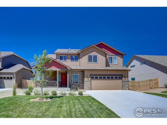 7213 Indigo Run St, Wellington, CO 80549 (MLS #867781) :: The Lamperes Team