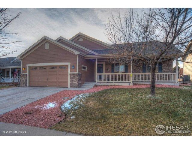 3205 Grenache St, Evans, CO 80634 (MLS #867995) :: Kittle Real Estate
