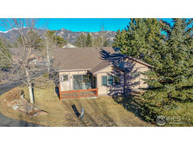 734 Birdie Ln, Estes Park, CO 80517 (#868257) :: James Crocker Team