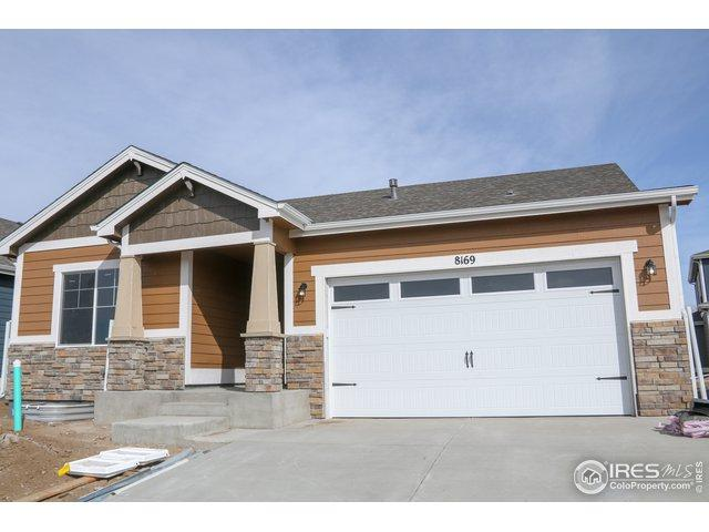 8169 Eagle Dr, Greeley, CO 80634 (MLS #868782) :: Kittle Real Estate