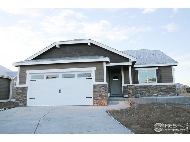 8118 River Run Dr, Greeley, CO 80634 (MLS #868812) :: Kittle Real Estate