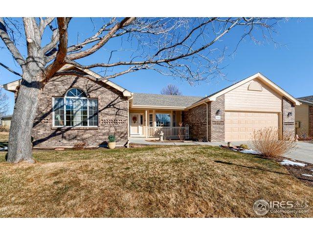 2543 Glendale Dr, Loveland, CO 80538 (MLS #869189) :: Colorado Home Finder Realty