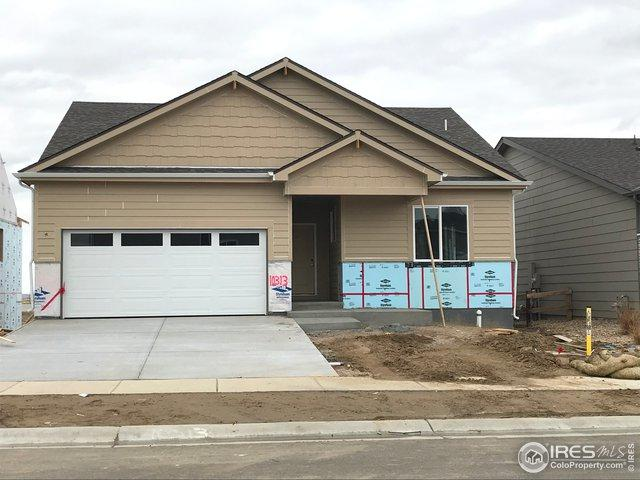 10313 11th St, Greeley, CO 80634 (MLS #869667) :: Downtown Real Estate Partners