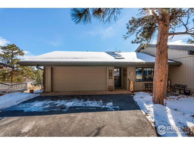 70 Aspen Ln, Red Feather Lakes, CO 80545 (MLS #870120) :: Kittle Real Estate