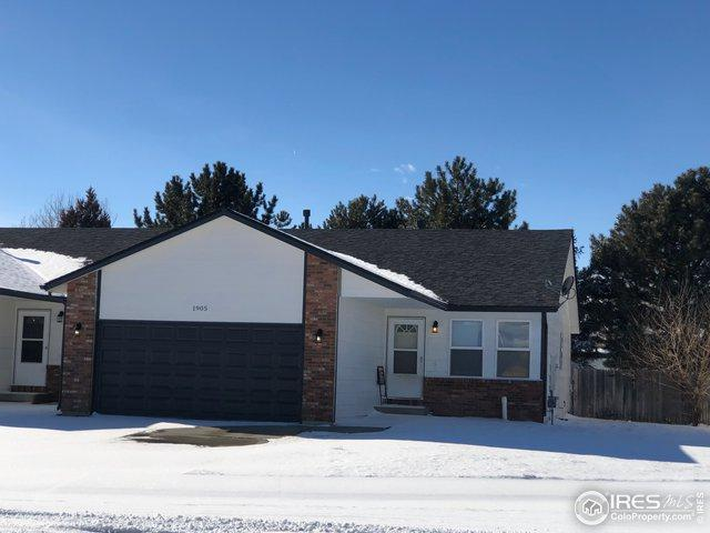 1905 Almond Ave, Greeley, CO 80631 (MLS #871077) :: The Lamperes Team