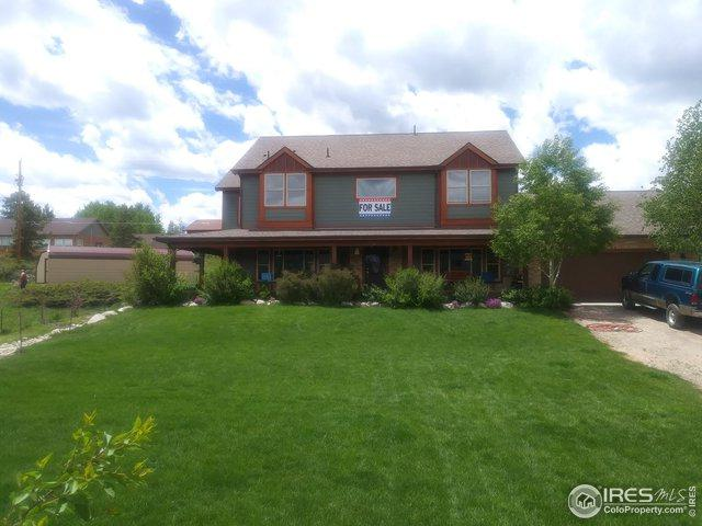 116 County Road 465, Grand Lake, CO 80447 (MLS #871201) :: Hub Real Estate