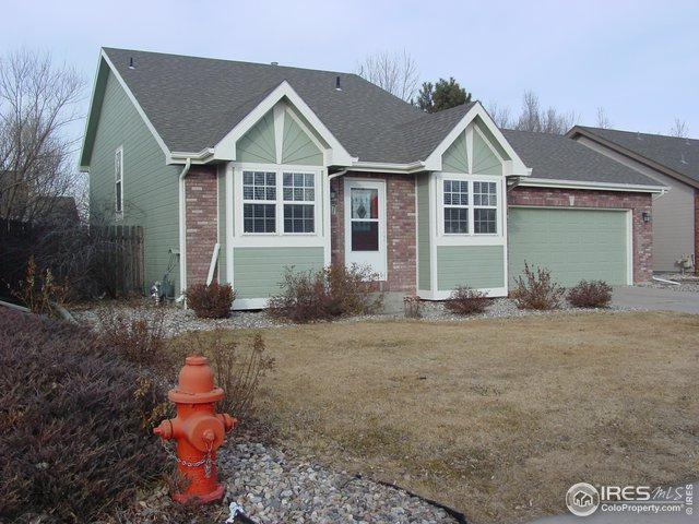 127 51st Ave, Greeley, CO 80634 (MLS #872163) :: 8z Real Estate