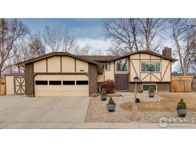 2553 Lanyon Dr, Longmont, CO 80503 (MLS #872395) :: The Daniels Group at Remax Alliance