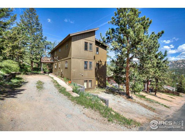 517 Driftwood Ave #2, Estes Park, CO 80517 (MLS #872786) :: 8z Real Estate
