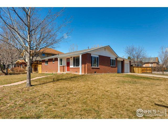 1495 Chestnut Pl, Boulder, CO 80304 (MLS #873100) :: Kittle Real Estate