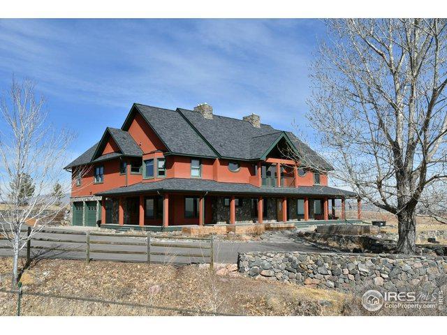 3070 Suri Trl, Bellvue, CO 80512 (MLS #873727) :: 8z Real Estate