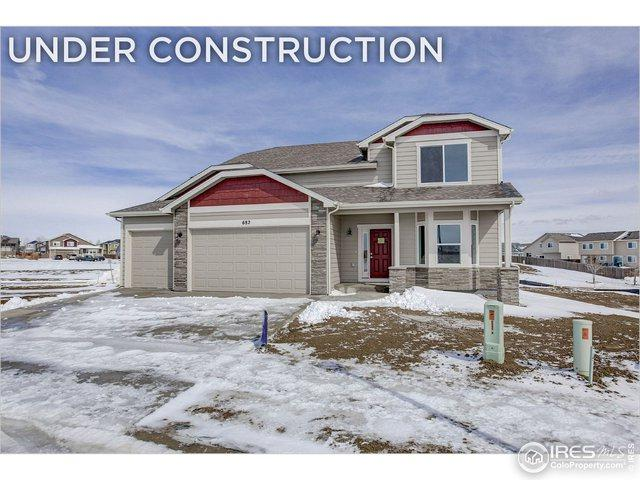 306 Ptarmigan St, Severance, CO 80550 (MLS #875091) :: Hub Real Estate